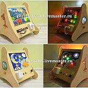 Куклы и игрушки handmade. Livemaster - original item Developing Light prism 4in1