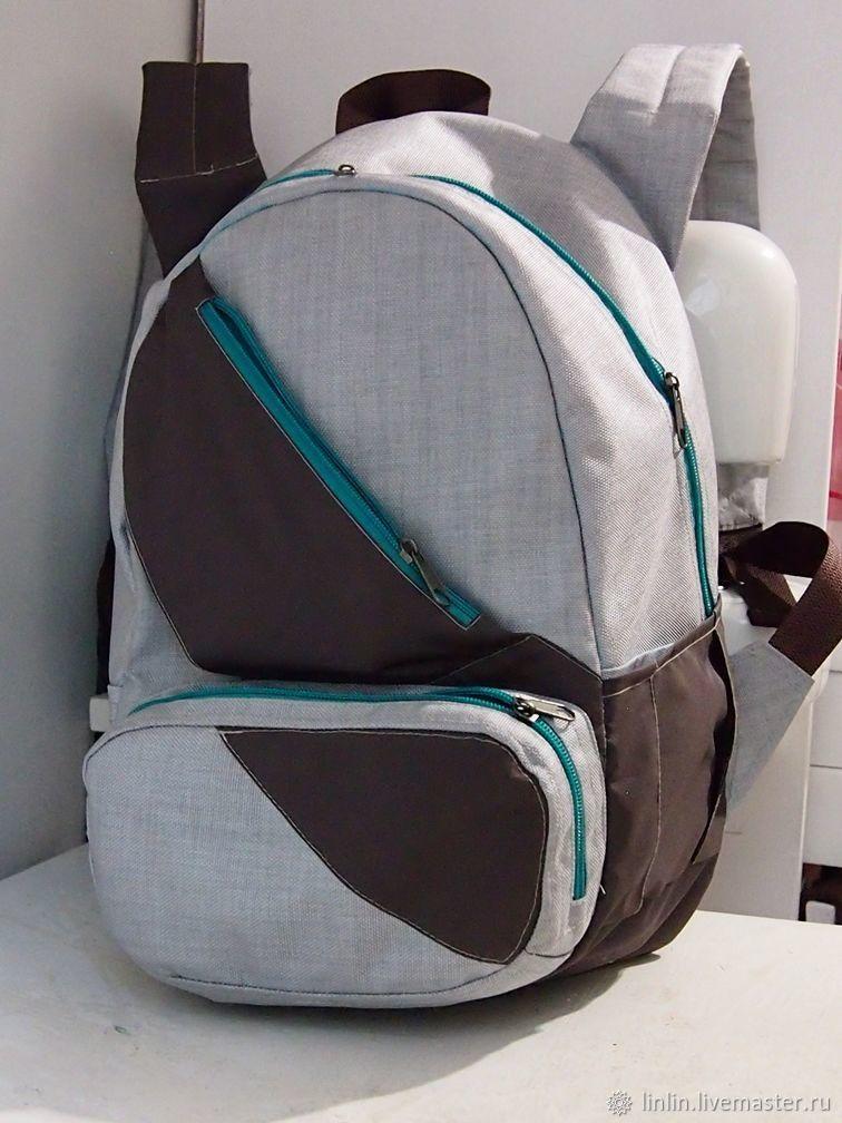 Рюкзак из кордуры, унисекс, , Санкт-Петербург, Фото №1