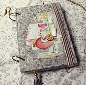 Канцелярские товары handmade. Livemaster - original item Diary