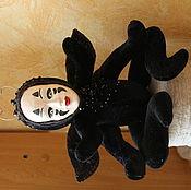 Куклы и игрушки ручной работы. Ярмарка Мастеров - ручная работа Ночной мотылёк. Handmade.