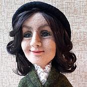 """Куклы и игрушки ручной работы. Ярмарка Мастеров - ручная работа Войлочная кукла """"Мэри Поппинс"""". Handmade."""