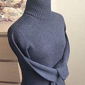 Одежда ручной работы. Ярмарка Мастеров - ручная работа Свитер из 100% мериноса. Handmade.