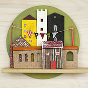 Картины и панно handmade. Livemaster - original item Panels on the wall -