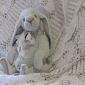 Куклы и игрушки ручной работы. Ярмарка Мастеров - ручная работа Тедди кролик Little cloud. Handmade.