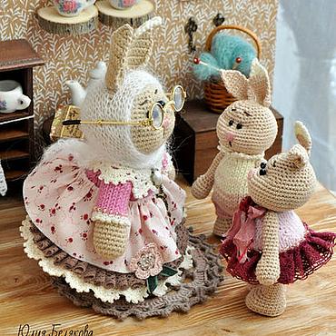 """Куклы и игрушки ручной работы. Ярмарка Мастеров - ручная работа Румбокс, сказочный домик """"У Бабушки"""". Handmade."""
