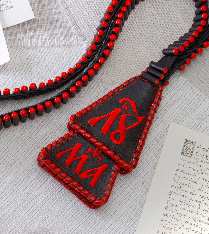 Лестовка старообрядческая с передвижкам, Народные сувениры, Киев,  Фото №1