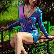 Одежда handmade. Livemaster - original item Short dress for a party