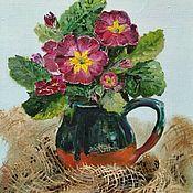 handmade. Livemaster - original item Picture Keys from the summer (Primula). Handmade.