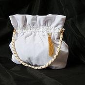 Сумки и аксессуары ручной работы. Ярмарка Мастеров - ручная работа Вечерняя сумочка. Handmade.
