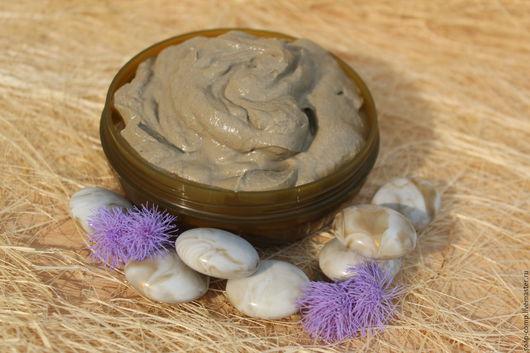 """Маски для волос ручной работы. Ярмарка Мастеров - ручная работа. Купить """"Русалка"""" СПА-маска для волос с грязью мертвого моря. Handmade."""