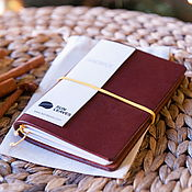 Канцелярские товары handmade. Livemaster - original item Notebook