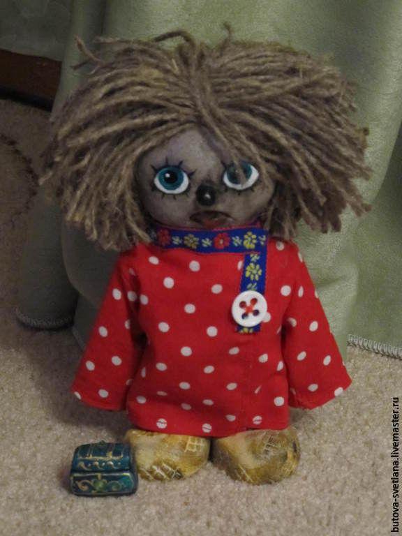 Домовой кукла мастер-классы