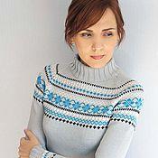 Одежда handmade. Livemaster - original item Sweater Fantasy. Handmade.