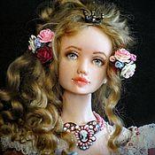 """Куклы и игрушки ручной работы. Ярмарка Мастеров - ручная работа Розария """"Волшебный сад"""". Handmade."""
