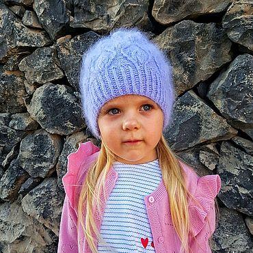 Одежда ручной работы. Ярмарка Мастеров - ручная работа Шапка для девочки. Handmade.