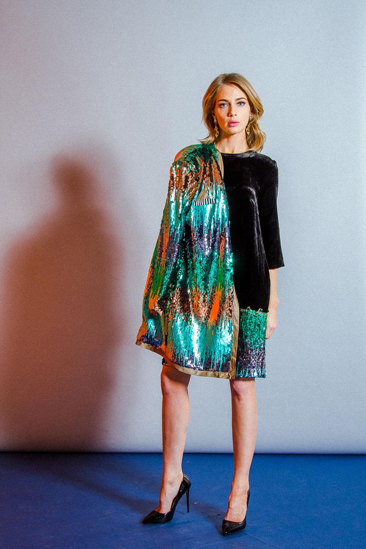 Платье С Съемной Юбкой Купить