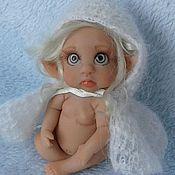 Куклы и пупсы ручной работы. Ярмарка Мастеров - ручная работа ......ещё одна милая эльфиечка..... Handmade.