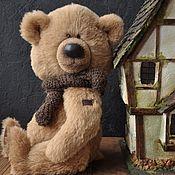 Мишки Тедди ручной работы. Ярмарка Мастеров - ручная работа Мишка Чизкейк. Handmade.