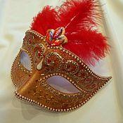 Одежда ручной работы. Ярмарка Мастеров - ручная работа Маска карнавальная. Handmade.