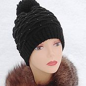 Аксессуары handmade. Livemaster - original item Ready: Knitted hat