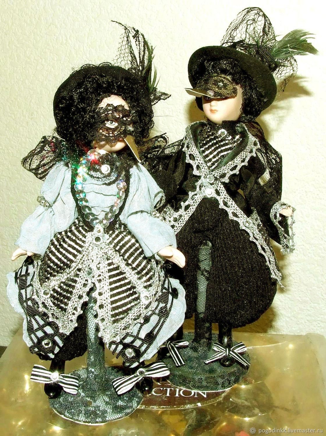 Crows-dolls based on musical shows, Dolls, Cheboksary,  Фото №1