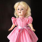 Куклы и игрушки ручной работы. Ярмарка Мастеров - ручная работа Антикварная кукла Armand Marseille 390 на флаппер теле. Handmade.