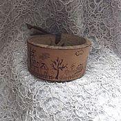 Украшения ручной работы. Ярмарка Мастеров - ручная работа Браслет  Осень в деревне. Handmade.