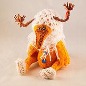 """Куклы и игрушки ручной работы. Ярмарка Мастеров - ручная работа Птица счастья """"Настоящая""""-  4. Handmade."""