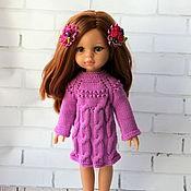 Куклы и игрушки ручной работы. Ярмарка Мастеров - ручная работа Платье для куклы. Handmade.