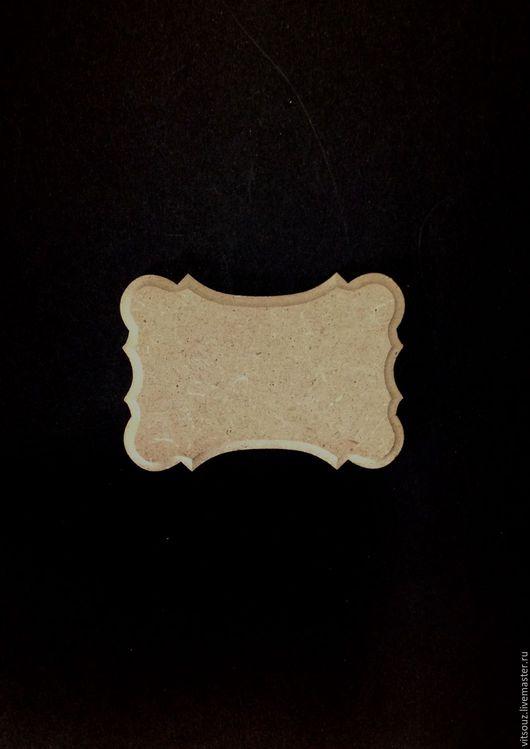 Арт. Лф- №6 Медальон-накладка
