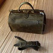 Сумки и аксессуары handmade. Livemaster - original item Big road bag