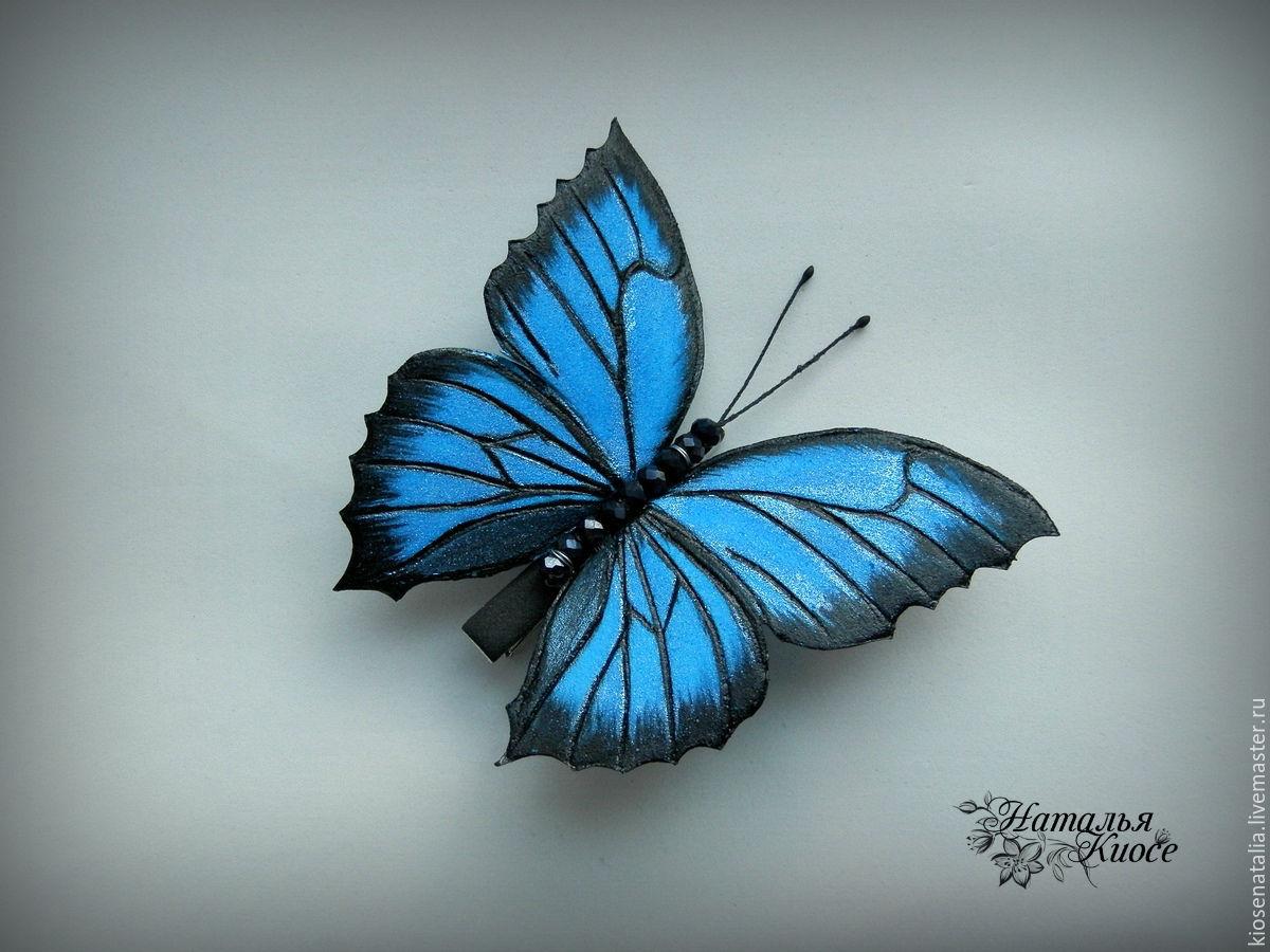 Бабочка мастер класс с пошаговым фото