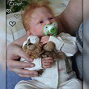 Куклы и игрушки ручной работы. Ярмарка Мастеров - ручная работа Esme kit Ellenie by Sabine Altentenkirch. Handmade.