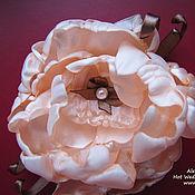 Свадебный салон ручной работы. Ярмарка Мастеров - ручная работа Нежный цветок для свадебной прически или платья. Handmade.