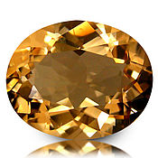 Материалы для творчества handmade. Livemaster - original item Heliodor, Golden beryl 10,8 x 8,9 mm. of 2,84 ct. Handmade.