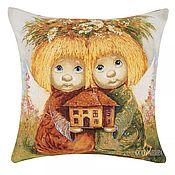 Для дома и интерьера handmade. Livemaster - original item Decorative pillowcases in assortment 50h50 cm tapestry. Handmade.