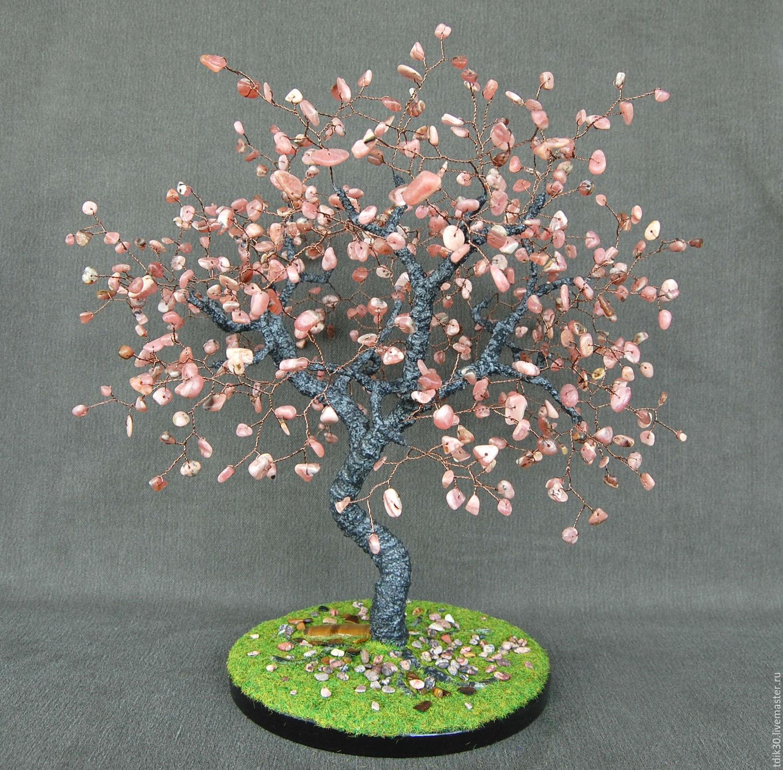 Семейное дерево из бисера