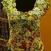 """Одежда ручной работы. Ярмарка Мастеров - ручная работа Блузка """"Осень"""". Handmade."""