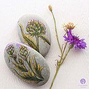 Сувениры и подарки handmade. Livemaster - original item Stones: