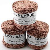 Пряжа ручной работы. Ярмарка Мастеров - ручная работа Пряжа Nurturing Fibres Eco-Bamboo Karoolands. Handmade.