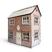 Куклы и игрушки ручной работы. Ярмарка Мастеров - ручная работа кукольный дом. Handmade.
