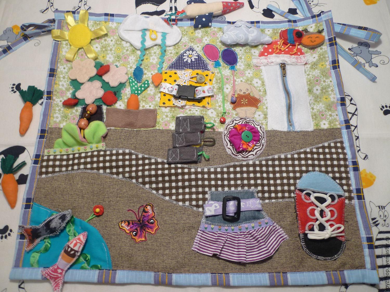 Развивающий настольный коврик для девочки, Игрушки, Наро-Фоминск, Фото №1