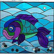 """Для дома и интерьера ручной работы. Ярмарка Мастеров - ручная работа """"Печальная"""" рыба. Handmade."""