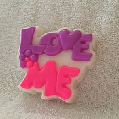 """Косметика ручной работы. Ярмарка Мастеров - ручная работа Мыло """"Love My"""". Handmade."""