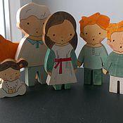 Куклы и игрушки ручной работы. Ярмарка Мастеров - ручная работа Игрушки на заказ.. Handmade.