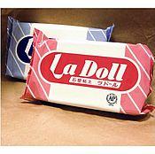 Материалы для творчества ручной работы. Ярмарка Мастеров - ручная работа La Doll синий, красный. Handmade.