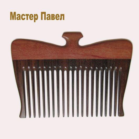 Гребни, расчески ручной работы. Ярмарка Мастеров - ручная работа. Купить гребень СЛАВЯНСКИЙ 3. Handmade. Бежевый, wooden comb