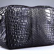 Сумки и аксессуары handmade. Livemaster - original item Bag crocodile IMA0594B5. Handmade.