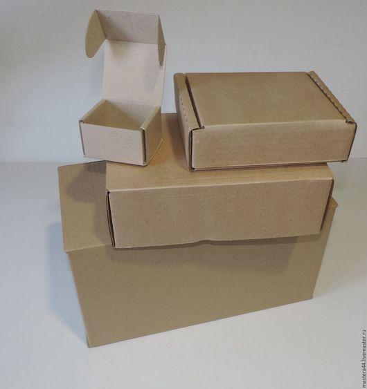 Упаковка ручной работы. Ярмарка Мастеров - ручная работа. Купить Коробка гофрокартон по вашим размерам. Handmade. Гофрокартон, коробка картонная
