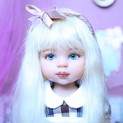"""Куклы и игрушки ручной работы. Ярмарка Мастеров - ручная работа """"Ноэль"""" ООАК куклы Paola Reina. Handmade."""